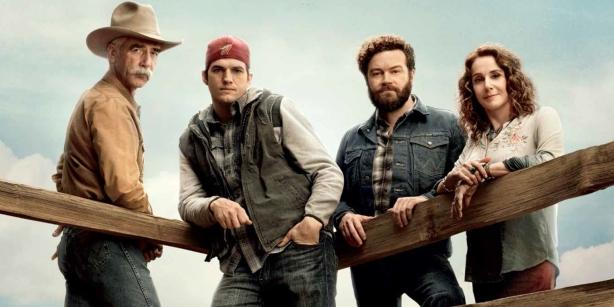 Sam-Elliott-Ashton-Kutcher-Danny-Masterson-and-Debra-Winger-in-The-Ranch[1]