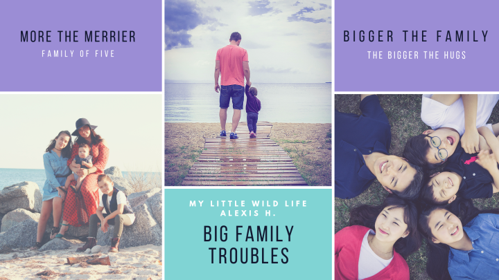 5 Troubles of Having a Big Family