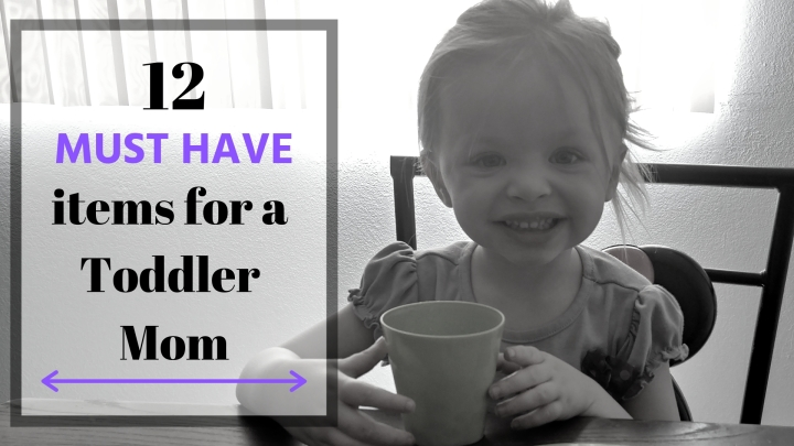 12 must have items for a toddler mom