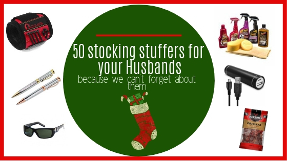30 Stocking stuffers for yourhusbands