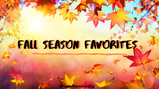 My favorite things about the Fallseason